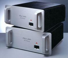 Classe Audio M-1000 Monoblock Amplifiers.
