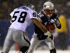 "The Tuck Rule: Oakland Raiders fans still hang onto the Charles Woodson sack of Tom Brady, the fumble and Walt Coleman's subsequent announcement of ""the arm was going forward"" as a personal affront, which is now in its 13th year, with no signs of waning. Considering the Raiders' record since that game, which was Jon Gruden's final one as coach, you can understand their lingering anger; they've gone 67-141, and that includes the 11-win Super Bowl team the following season."