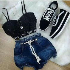 trendy outfits for 40 year olds Girls Fashion Clothes, Teen Fashion Outfits, Swag Outfits, Outfits For Teens, Teen Clothing, Fashion Fashion, Trendy Fashion, Fashion Trends, Cute Summer Outfits