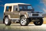Land Rover Defender Falcon Soft Back