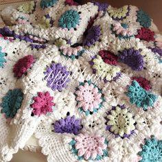 crochet design blanket