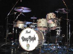 Ian Paice DP Drumset