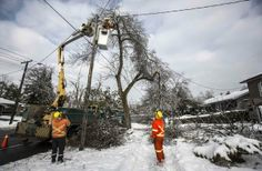 Living without power after Canada's storm Water Damage Repair, Ice Storm, December 22, Restore, Toronto, Restoration, Friday, Construction, Canada