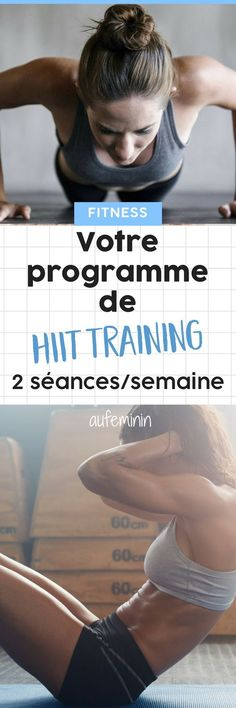 Your optimized HIIT training program - How to take control of your body to draw your silhouette? thanks to our HIIT training program. Training Programs, Workout Programs, Sculpter Son Corps, Tonifier Son Corps, Fitness Models, High Intensity Workout, Guy, Workout Session, Muscle Fitness
