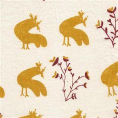 Sara Lee Parker Textiles Chicken in Yarrow