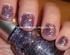 China Glaze Marry a Millionaire Nails