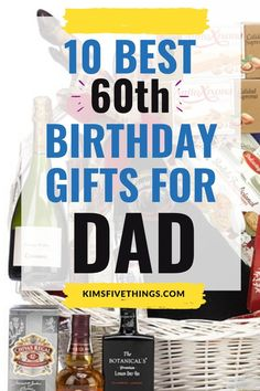 Best Birthday Gifts for Dad. Gift for 60 year old man who has everything. Meaningful birthday gifts for dad. 60th Birthday Ideas For Dad, Funny Birthday Gifts, Special Birthday, Dad Birthday, Thoughtful Gifts, Gifts For Dad, Personalized Gifts, Best Gifts, Dads