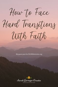 How to Face Hard Transitions with Faith: A guided meditation on James 4:1-12 for difficult times like these. Spiritual Encouragement, Christian Encouragement, Prayers For Hope, Christian Meditation, James 4, Bible Study Tools, Meditation For Beginners, Gods Promises, Tell The Truth