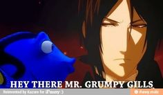 Black Butler- who knew Dory could make her spotlight here as well?