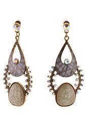 Lux Drop Earrings - Modeets.com