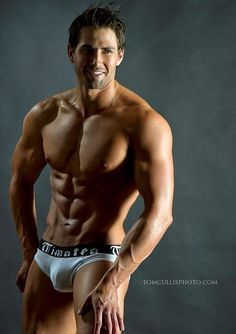 Colby Lefebvre by Tom Cullis for DNA magazine in Timoteo briefs    http://www.alphamaleundies.com...