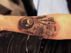 Hazzard Tattoo (inspirace + význam) | ♥ Scene & other styles ♥