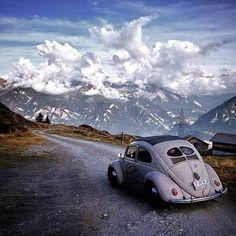 Classic VW - fusca