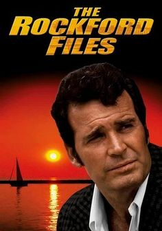 The Rockford Files, September with James Garner (April - July as Jim Rockford. Earlier he was Bret Maverick on the T. show Maverick from September on ABC. Hollywood Stars, V Drama, Beatles, Sean Leonard, The Rockford Files, Mejores Series Tv, Gugu, Old Shows, Great Tv Shows