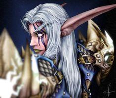 Night Elf Hunter ~ Alliance ~ World of Warcraft