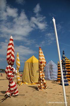 Fotos Playa San Lorenzo Gijón Asturias by desdeasturias.com, via Flickr