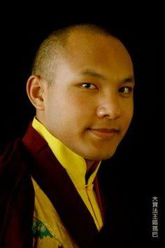 His Holiness the 17th Karmapa Ogyen Trinley Dorje