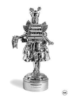 Sculpture by Royal River Design Group Sculpture, Barware, Fountain, Perfume Bottles, River, Paris, Group, Design, Bar Accessories