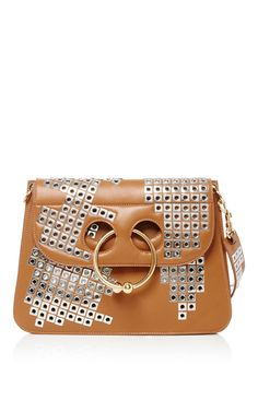Pierced Shoulder Bag by J.W.ANDERSON Now Available on Moda Operandi