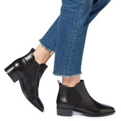 364ddabc799 DICEY SM - Chunky Heel Chelsea Boot - black. Dune London. This Steve Madden  ...