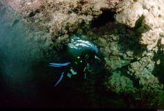 Cyprus Amphorae Cave Diving Site