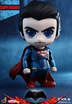 Hot Toys - Cosbaby (S) Series COSB222 - Batman v Superman: Dawn Of Justice - Superman - The Falcon's Hangar