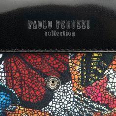 EKSKLUZYWNY PORTFEL DAMSKI PAOLO PERUZZI NERO 542PP #SuperGalanteriapl #PaoloPeruzzi