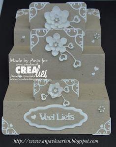 Crealies: Created Card