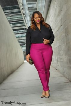 Plus Size Valentine's Day Looks - Trendy CurvyTrendy Curvy #PlusSizeFashion #FTFSelfie