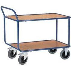 - Rollcart Tischwagen blau x cm bis kg Rollcart, farmhouse dining table -