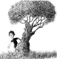 Totuccio e l'albero, biro (2014)