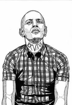 BRUTUS TRIMFIT X LUKE DIXON - Luke Dixon Artist