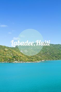 Places to see! Royal Caribbean's Oasis of the Seas stops at Labadee, Haiti | From the blog, Inspiration & A Carry On | #travel #cruising #caribbean #haiti