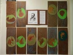 Pointti - Pollarin koulun blogi: Aleksis Kiven päivä Classroom, Photo And Video, Frame, Decor, Class Room, Picture Frame, Decoration, Frames, Decorating