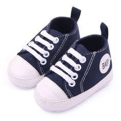 Infant Newborn Baby Soft Sole Sneaker