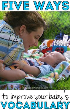 Can talking to your baby like an adult make them smarter? Tips for practicing and improving verbal communication skills.
