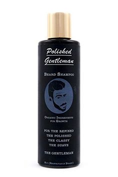 Beard Growth and Thickening Shampoo  With Organic Beard Oil  For Best Beard Look  For Facial Hair Growth  Beard Softener for Grooming >>> Read more reviews of the product by visiting the link on the image.