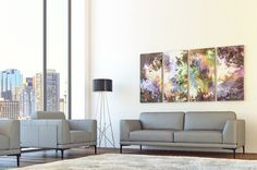 Kerman | Model 578 leather sofa, loveseat, and chair