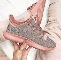 7d9adfbc4 Adidas Tubular Shadow rose gold women sneakers running