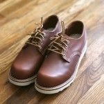 Red Wing Heritage for J. Crew – Dad-Chic 4514 Oxford