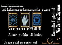 Entidades Ciganas da Umbanda (Clique Aqui) para entrar.: Ajuda espiritual com Cartas Ciganas