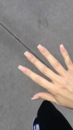 32 Lovely Jelly Nails Ideas That You Should Try! 32 Lovely Jelly Nails Ideas That You Should Try! Acrylic Nails Stiletto, Square Acrylic Nails, Cute Acrylic Nails, Square Nails, Nude Nails, Square Stiletto Nails, Acrylic Gel, Hair And Nails, My Nails