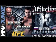 MMA Today in MMA History: Affliction hosts star-studded 'Banned' event