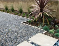 Landscaping with gravel attractive equipment