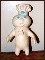 The Pillsbury Dough Boy