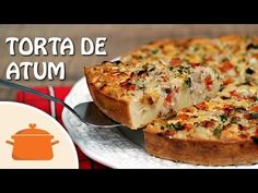 Torta de Atum | Panelaterapia