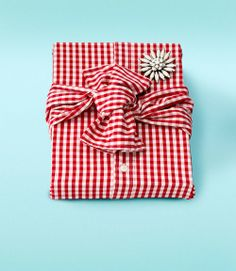 Alternative Christmas Gift Wrapping Ideas