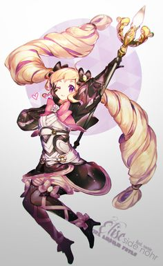 Fire Emblem Fates. Elise