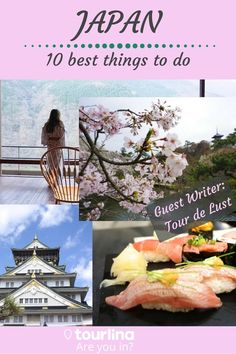 Like the serene Mt. Fuji and Kyoto's ancient temples and shrines, as well as bustling cities like Tokyo. Japan is a wonderful place full of history and culture. You will find yourself immersed in the culture while eating traditional cuisines and authentic sushi everywhere you go. Here is a list of the 10 best things to do in Japan.