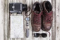 High quality stock photo, images, video, footage, clips and Cross-Media – Image Source royalty free stock producer Best Hiking Boots, Leather Hiking Boots, Hiking Shoes, Walking Boots, Wet Weather, Still Life Photography, Waterproof Boots, Snug Fit, Amazing Women
